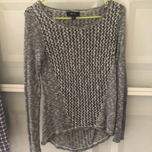 BCX slimming sweater
